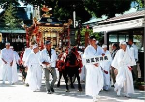 ③優秀賞:祇園宮神輿_櫛部稲次郎